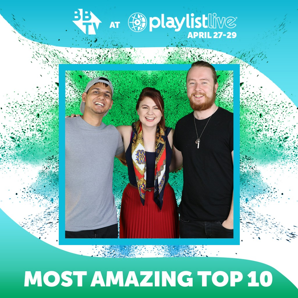 PromoImages PLLO MostAmazingTop10 1024x1024 Most Amazing Top 10 is headed to Playlist Live Orlando