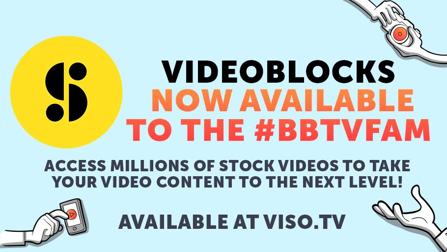 Videoblocks social Blog BBTV x Videoblocks