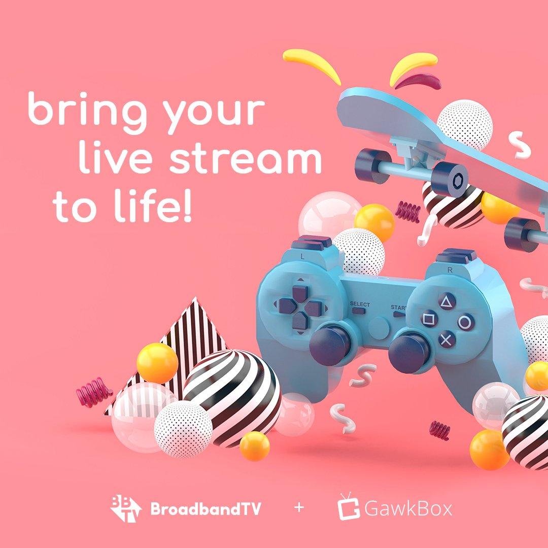 BBTV & GawkBox: Bringing live streams to life    BBTV Blog - English